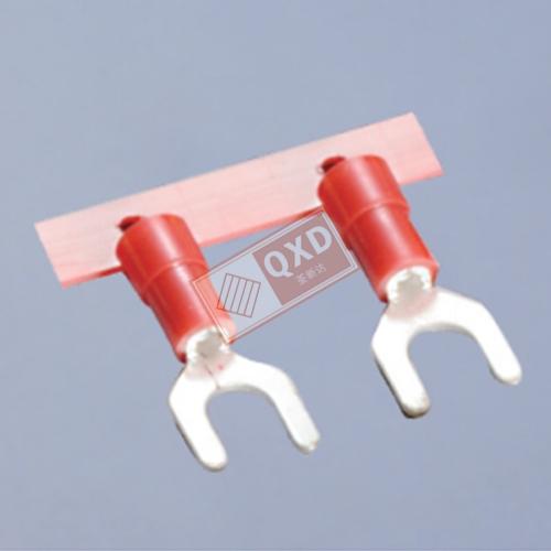 PVC绝缘护套叉形端子